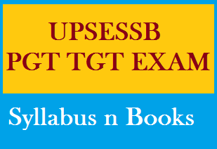 UPSESSB Syllabus 2014