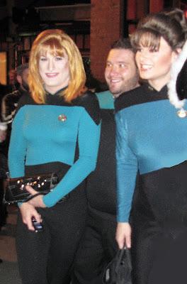 Troi + Dr. Crusher Costume (Star Trek TNG) :: 101 MORE Halloween Costumes for Women