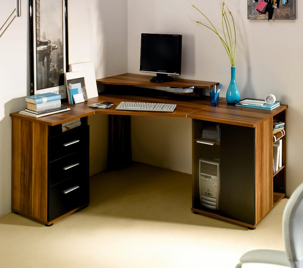 idee petit coin bureau. Black Bedroom Furniture Sets. Home Design Ideas