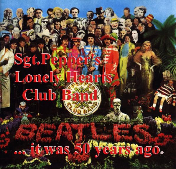 Sgt. Pepper 1967-2017