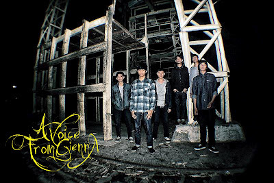 A Voice From Gienna Band Post Hardcore / Screamo Yogyakarta Foto Images Logo Wallpaper