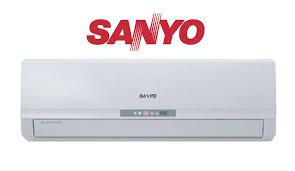Indoor AC Merk Sanyo