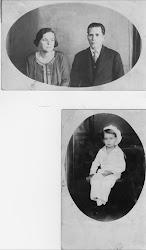 Antonio , Anézia e Geraldo