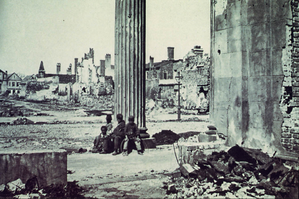 a glimpse at the lives of the blacks during the reconstruction period The reconstruction period - the period after the civil war, 1865 - 1877, was called the reconstruction period abraham lincoln started planning for the reconstruction of the south during the civil war as union soldiers occupied huge areas of the south.