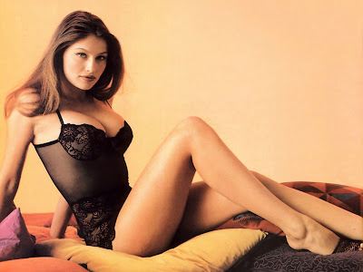 Laetitia Casta - Victoria Secret Models