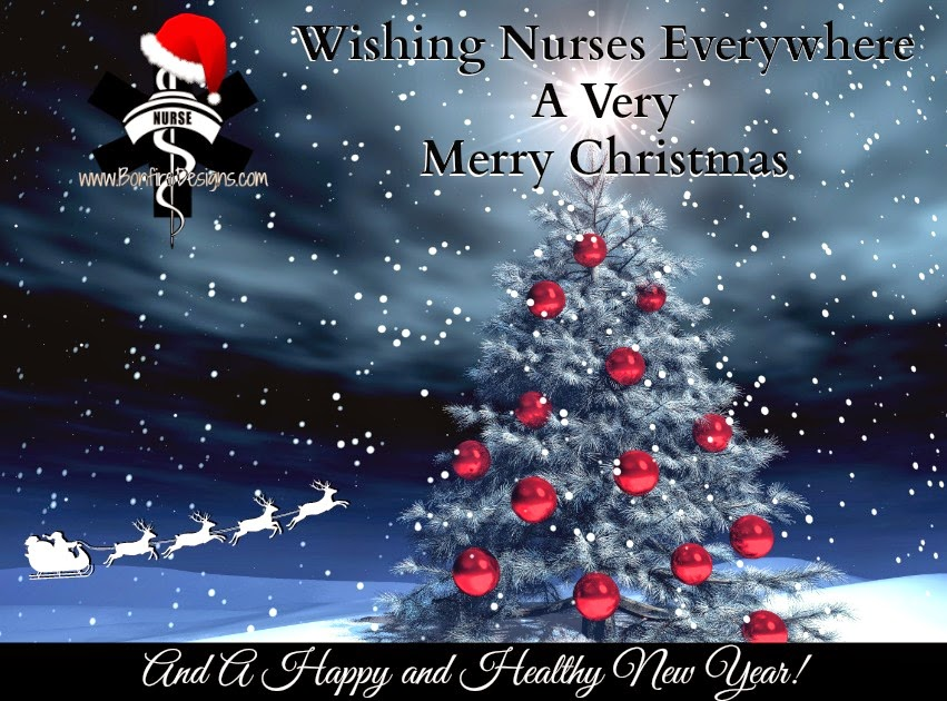 Merry Nurses Christmas