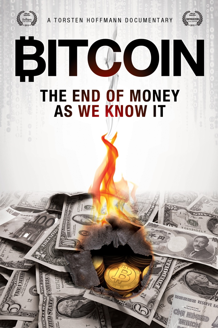 Ver Bitcoin: The End Of Money As We Know It (2015) Online