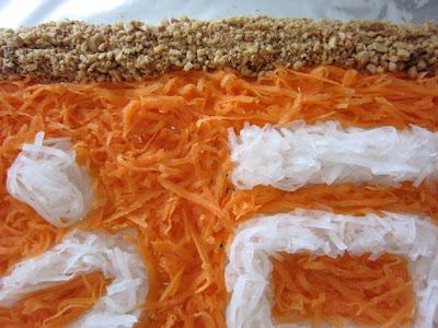 auspicious chinese new year fortune salmon yusheng recipe