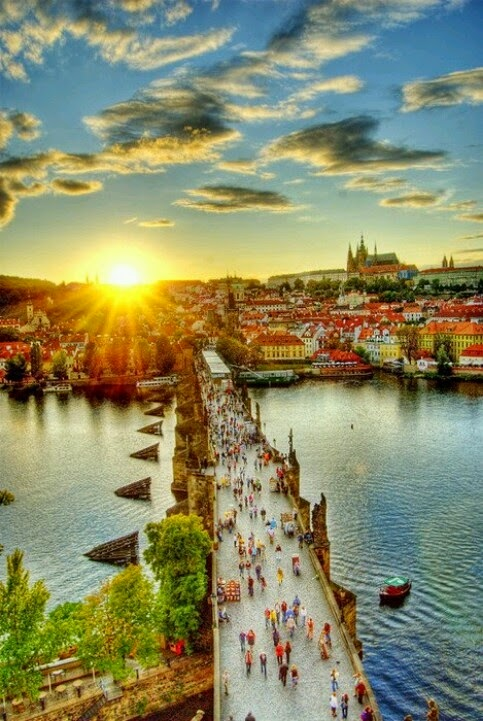 Prague, Czech Republic: