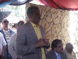 Ing. Pedro G. Montero, Supervisor PQDC.