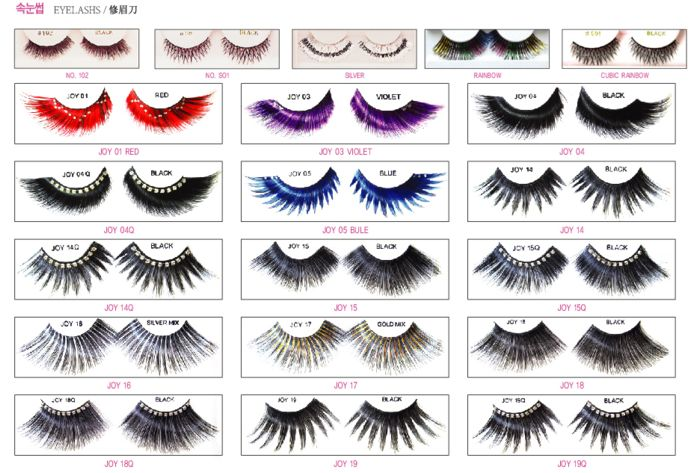How To Apply False Eyelashes Eyelure Naturalites Intense Lashes