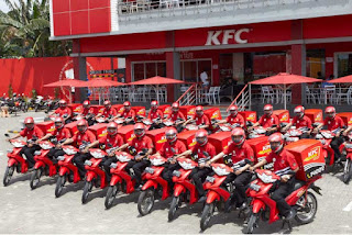KFC Delivery 14022 Layanan Pesan Antar KFC