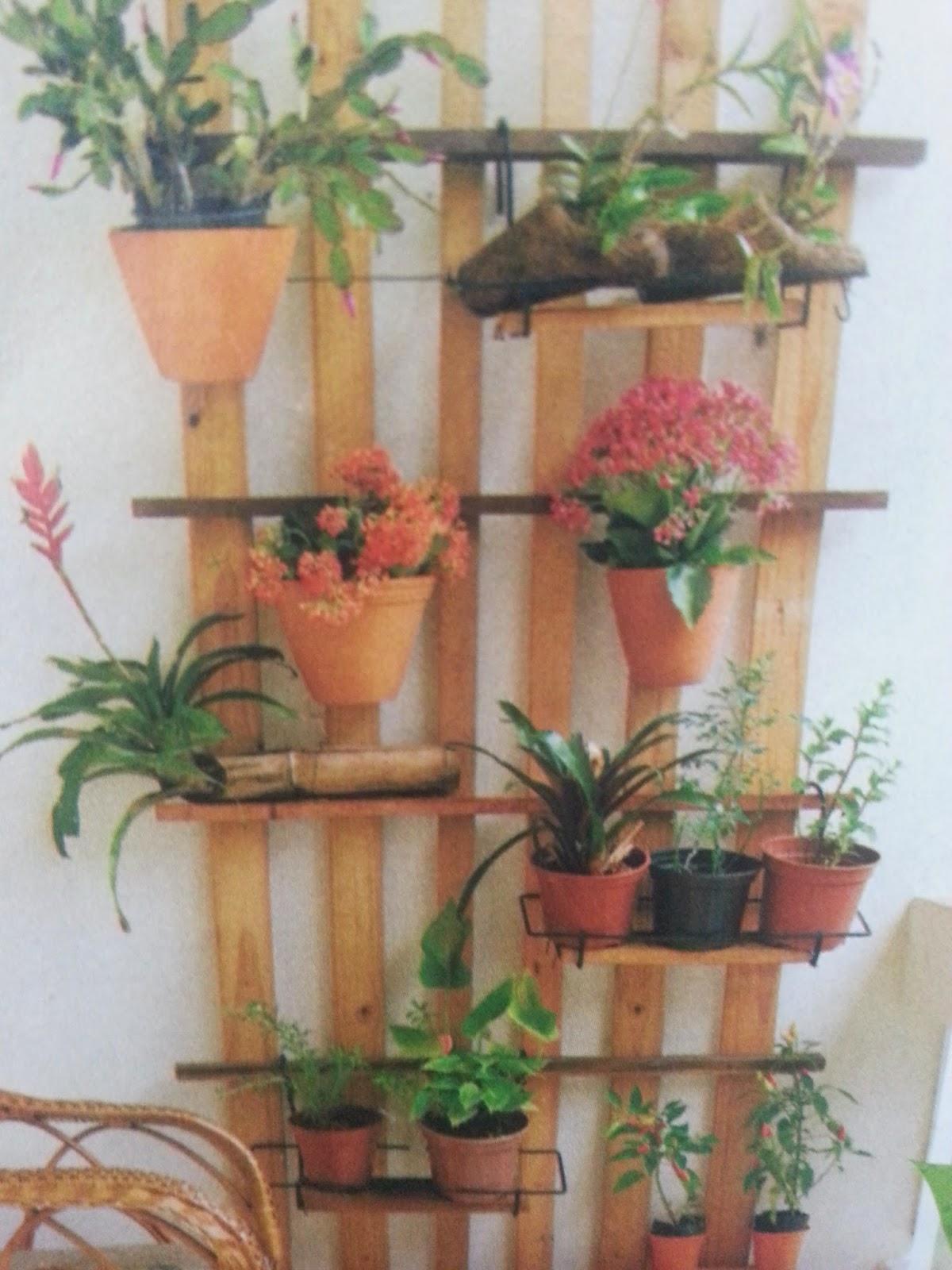 grades para jardim vertical ? Doitri.com