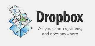 Dropbox New Account Setup - Login