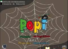 """POPI: """"Parchís ortográfico"""""""