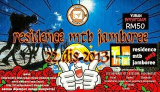 Residence MTB Jamboree 2013 - 22 December 2013