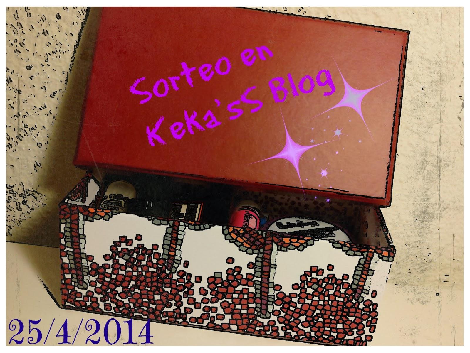 Sorteo Keka'sS Blog :)