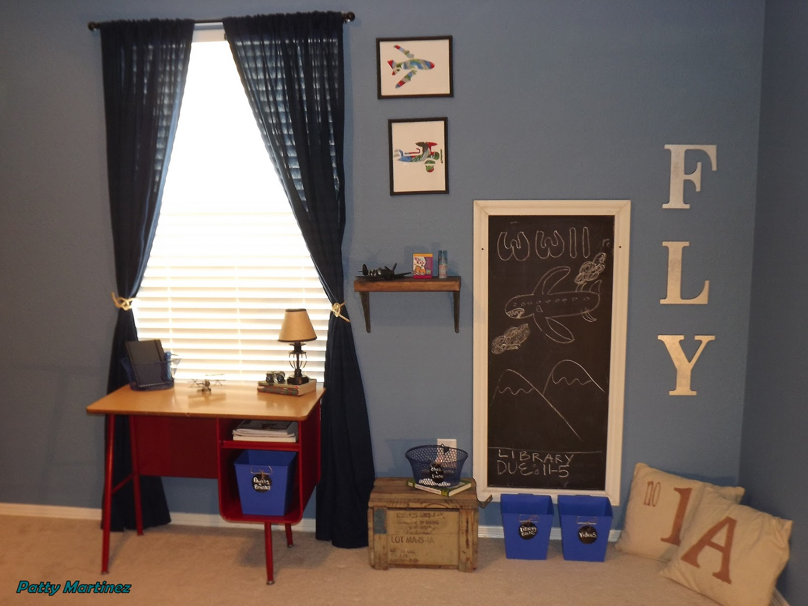 Kid's Homework Space