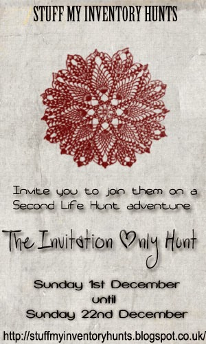 The Invitation Only Hunt