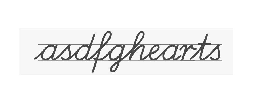 ASDFGHEARTS