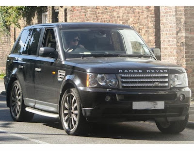 The cars of Harry Styles Range Rover Sport