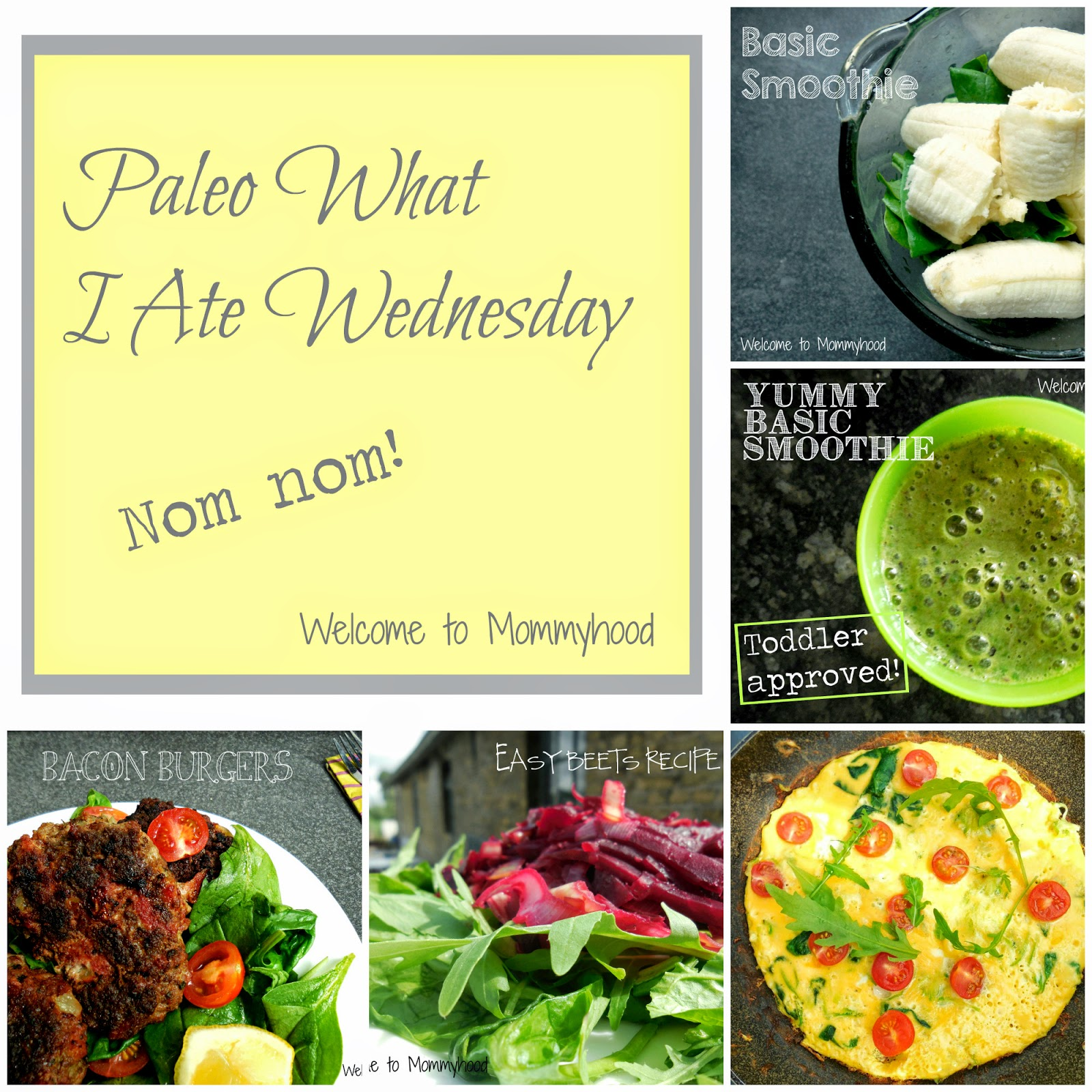 Whole 30 What I Ate Wednesday: paleo meals {Welcome to Mommyhood} #WIAW, #paleomeals, #WIAW, #paleo