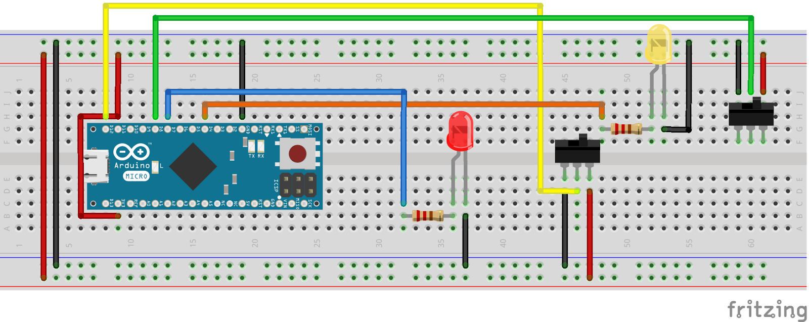 Pushbutton Power Switch for Arduino - Waynes Tinkering Page