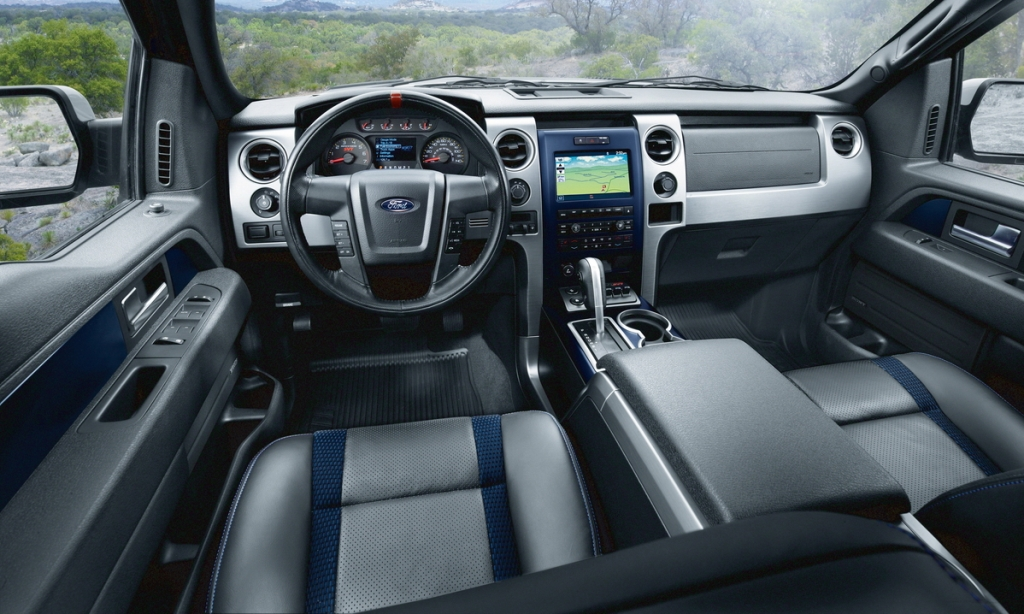 lanzamiento ford f 150 svt raptor 2012 autoblog uruguay. Black Bedroom Furniture Sets. Home Design Ideas