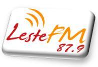CLIQUE NA LOGO PARA ACESSAR O SITE DA LESTE FM