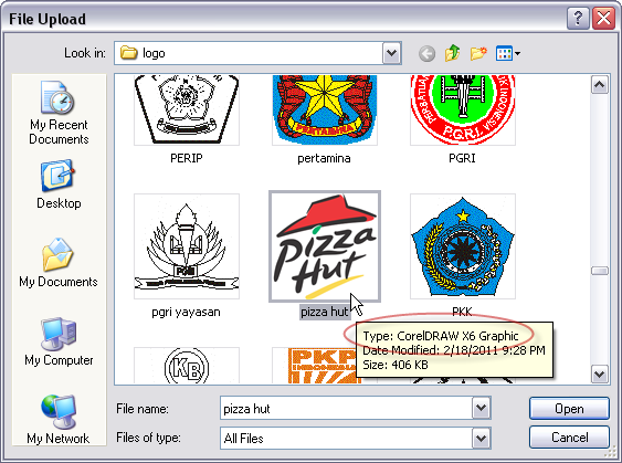 convert coreldraw file to pdf