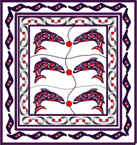 Machine quilt frames