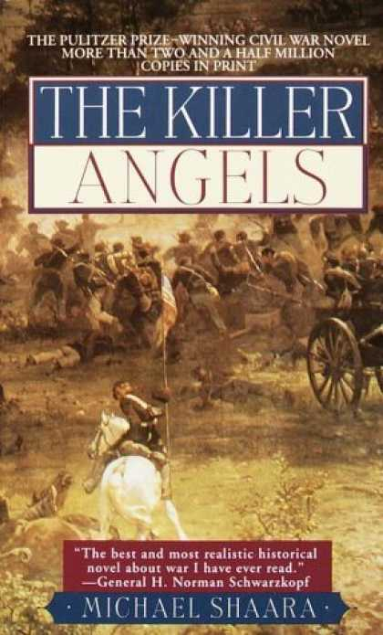 the killer angels by michael sharra essay Michael shaara gives an accurate and fair account of the battle of gettysburg in his book the killer angels in the introductory letter to the reader, shaara states that he used primary sources and documents and did not consciously change any facts.
