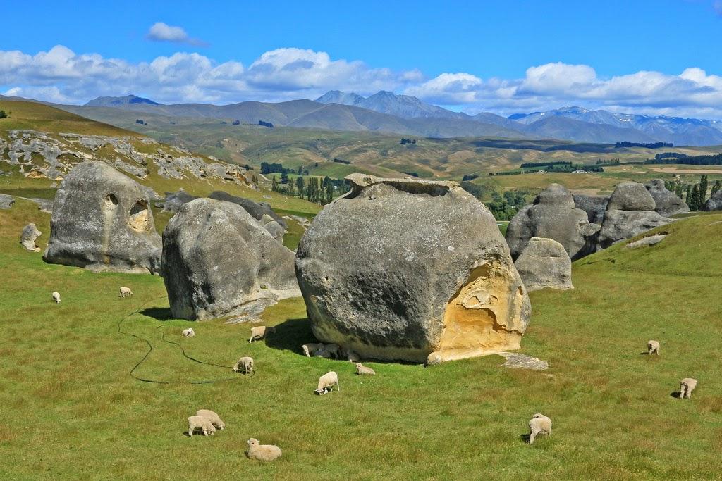 Elephant Rocks Crónicas de Narnia
