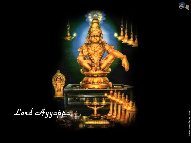 Indian Gods Sri Ayyappa Swamy Latest Hd Images