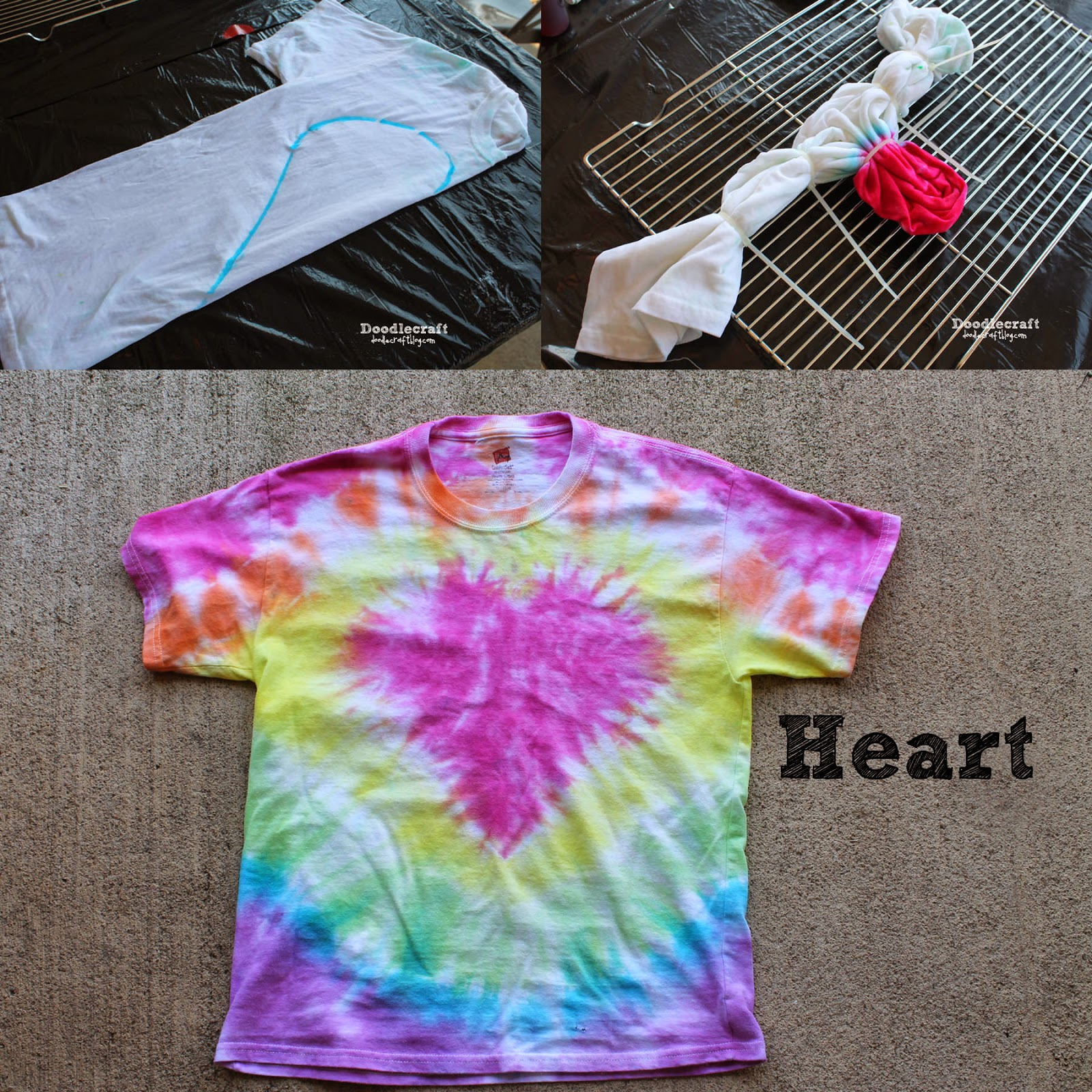 Doodlecraft tulip tie dye t shirt party for Tie dye t shirt patterns
