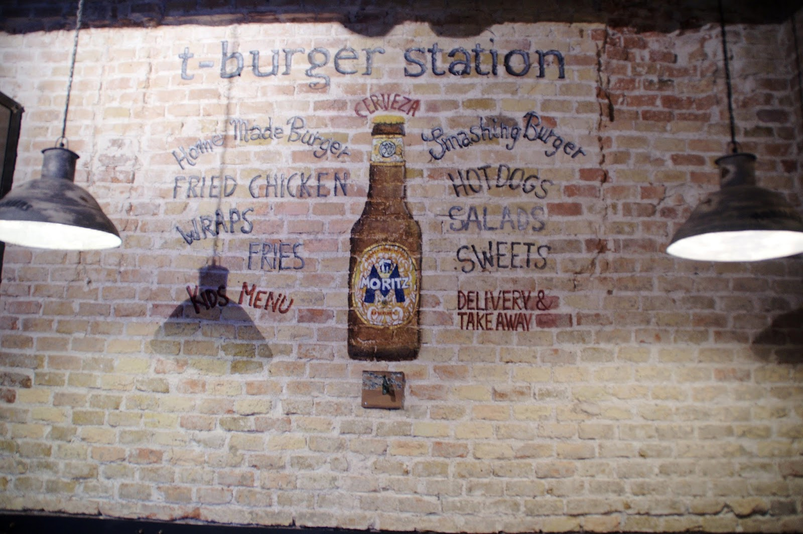 T-Burger Station Barcelona
