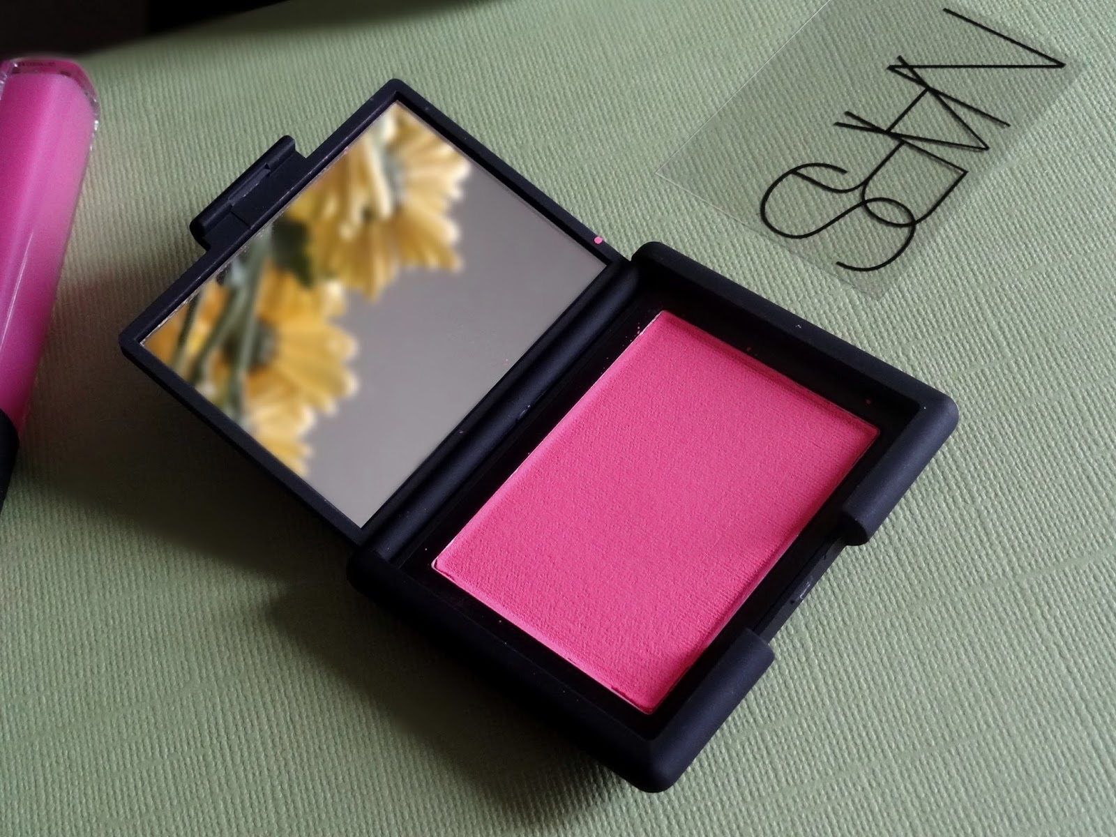 Christopher Kane For NARS Summer 2015 Collection | Glow Pink Lip Gloss & Starscape Blush