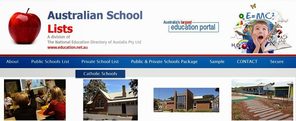 http://www.australianschoollists.com.au