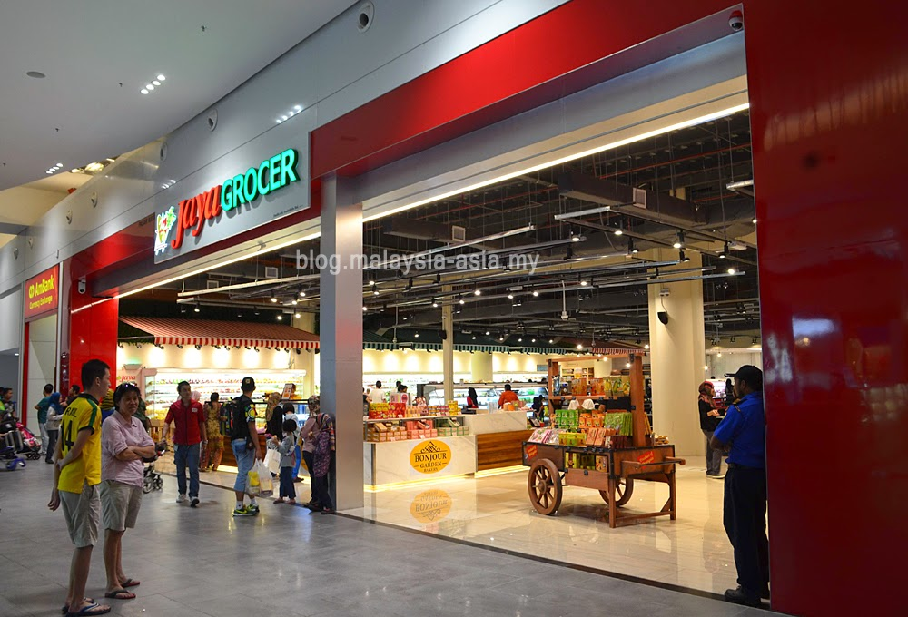 Jaya grocer at klia2