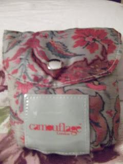 Camoflage bag