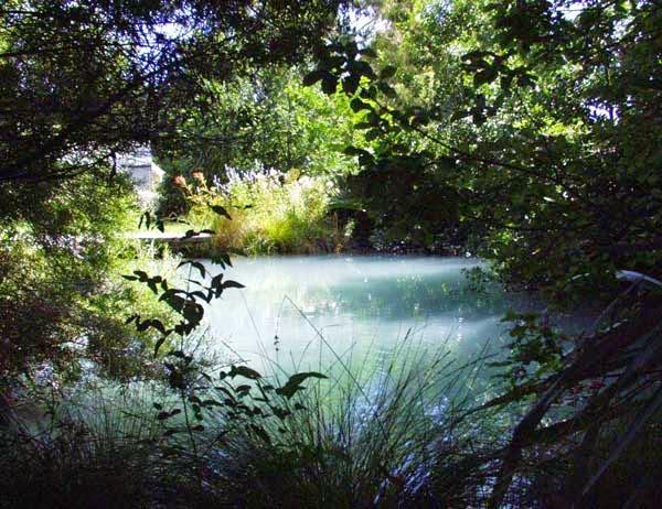 पाणी नदी विहीर