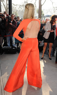 Tess Daly at the TRIC Awards