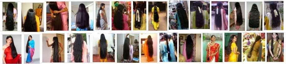 merawat keindahan rambut ala india