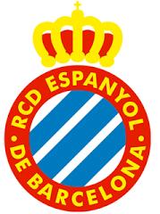 L'escut de l'Espanyol
