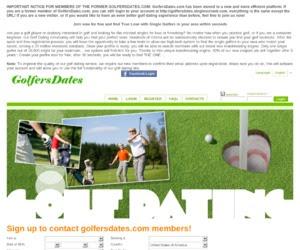 Golfersdates.com per trovare il vero amore tra i Golfisti Single nella tua zona in pochi secondi