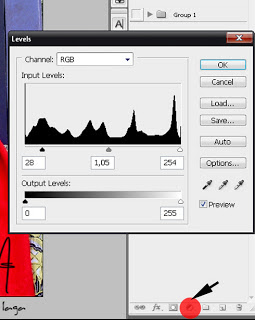 mendesain Smudge Painting di photoshop dan coreldraw...