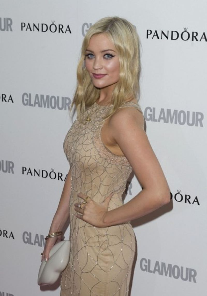 Laura Whitmore @ Glamour Women Of The Year Awards 2012 In London