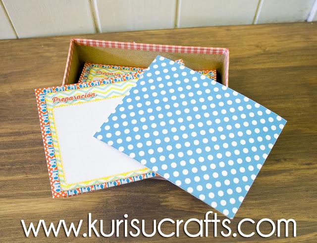 Taller recetario en Kurisu Crafts