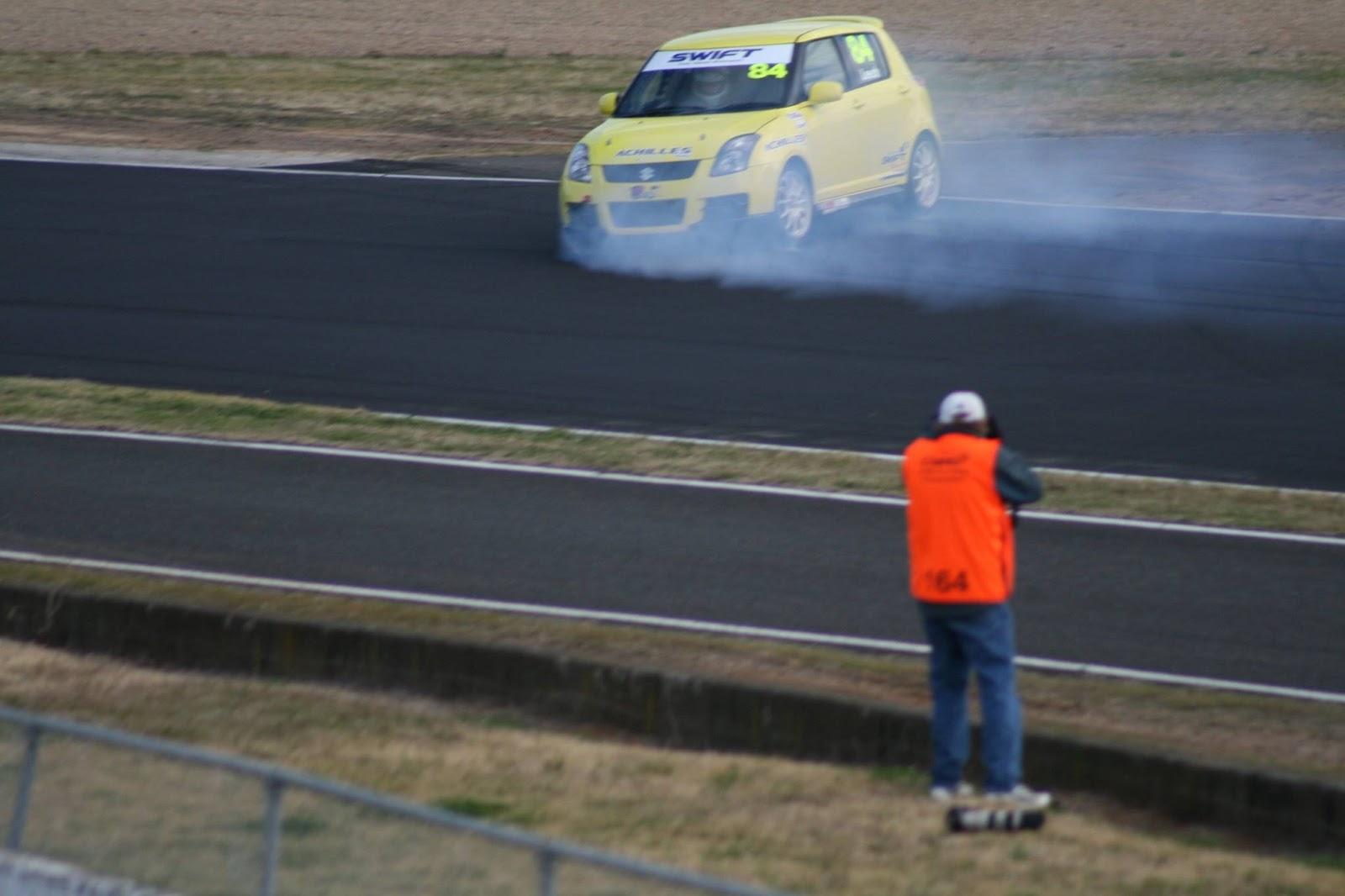 Australian Swift Racing Series, sportowe samochody, wyścigi