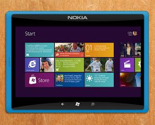 Tablet Windows Nokia Hadir Tahun 2013